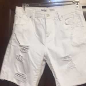 Mossimo Supply Co. Shorts - Missimo distressed shorts